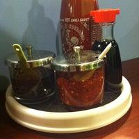 Photo taken at Pho Fuchsia by Jenn H. on 2/13/2012