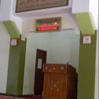 Photo taken at Masjid Baiturrahim, Taman Cipayung by Rudhy H. on 7/28/2012