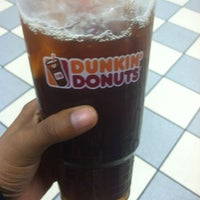Photo taken at Dunkin Donuts by A G. on 4/18/2012