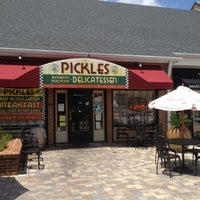 Photo taken at Pickles New York by Jeff C. on 8/20/2012