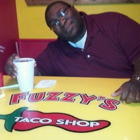 Photo taken at Fuzzy's Taco Shop by Lt H. on 7/20/2012