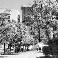 Photo taken at Faculdade de Ciências Sociais e Humanas da Universidade Nova de Lisboa by Nuno T. on 7/12/2012