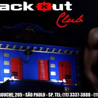 Photo taken at Black Out Sex Club by Black out S. on 7/26/2012