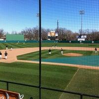 Photo taken at Allie P. Reynolds Baseball Stadium by Randy W. on 2/25/2012
