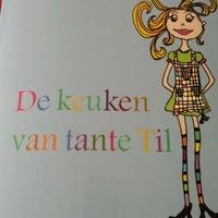 Photo taken at De Keuken van Tante Til by Harald A. on 4/22/2012
