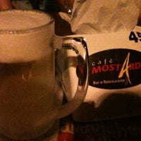 Photo taken at Café Mostarda by Isis C. on 5/10/2012