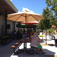 Photo taken at Allegro Coffee Company by Christina M. on 6/25/2012