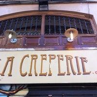 Foto tomada en La Creperie por creperie g. el 9/3/2012