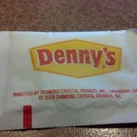 Photo taken at Denny's by Jace G. on 4/15/2012