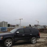 Photo taken at Черноморец Спа Отель by Tima L. on 4/10/2012