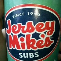 Photo taken at Jersey Mike's Subs by Tyler B. on 3/12/2012