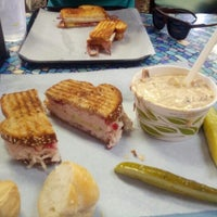 Photo taken at Chops Deli by William E. on 6/30/2012