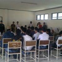Photo taken at SMK TI by gunawan I. on 5/26/2012