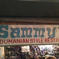 Photo taken at Sammy's Roumanian Steakhouse by Leo L. on 5/6/2012