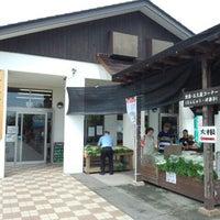 8/13/2012にYuki Y.が道の駅 湯の香 しおばら (アグリパル塩原)で撮った写真