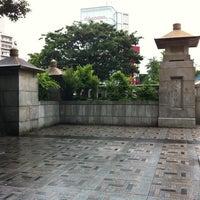 Photo taken at Jingu Bridge by Nao on 6/16/2012