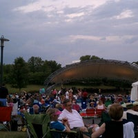 Photo taken at Symphony Park by David G. on 6/24/2012