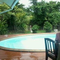 Photo taken at Golden Inn Villa by artittaya p. on 6/24/2012