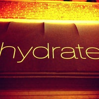 Photo taken at Hydrate by Juancho G. on 2/19/2012