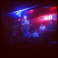 Photo taken at The Continental Club by lydia w. on 9/4/2012