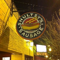 Photo taken at Shultzy's Sausage by  ℋumorous on 3/16/2012