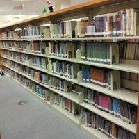 Photo taken at Santa Clara City Library by Dmytro on 4/15/2012