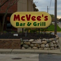 Photo taken at McVee's by Eric A. on 3/28/2012