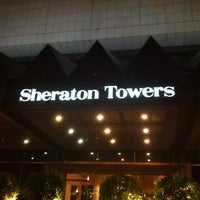 Photo taken at Sheraton Towers Singapore by Sean.T on 5/27/2012