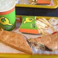 Photo taken at Sandwich Qbano Pepe Sierra by Mauricio T. on 3/13/2012