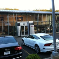 Photo taken at Palisades Volkswagen by Tom V. on 4/19/2012