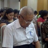 Photo taken at Gereja GKMI Anugerah by Susan S. on 3/11/2012