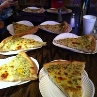 Photo taken at Artichoke Basille's Pizza & Brewery by Dheerja K. on 7/28/2012