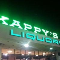 Photo taken at Kappy's Fine Wine & Spirits by Alex M. on 8/17/2012