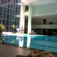 Photo taken at Swimming Pool Pacific Palace by namyra a. on 2/28/2012