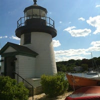 Photo taken at Lighthouse Point by Danie R. on 6/15/2012