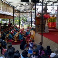 Photo taken at Pesta Kesenian Bali (PKB) XXXIV 2012 by Deckgung P. on 6/27/2012