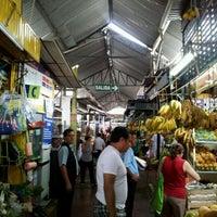 Photo taken at Multi Mercados San Borja by Edgar P. on 2/11/2012