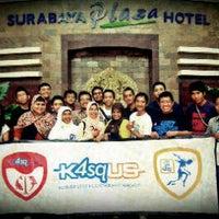 Photo taken at #K4SQUS HQ Surabaya by Comax M. on 5/26/2012