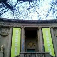 """Photo taken at Museo Provincial de Bellas Artes """"Emilio Caraffa"""" by Silvana R. on 8/15/2012"""