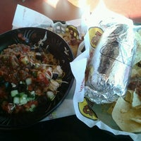 Photo taken at Moe's Southwest Grill by Eric N. on 4/6/2012