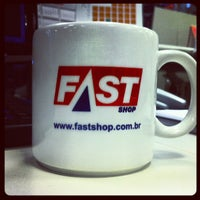 Photo taken at Fast Shop by Sebastiao C. on 2/20/2012