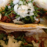 Photo taken at Carmela's Taqueria by Tom P. on 5/24/2012
