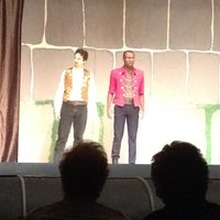 Photo taken at Jewish Theatre Workshop at the Straus Auditorium, Weinberg Park Heights JCC by Cookie S. on 8/9/2012