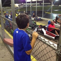 Photo taken at Houston Grand Prix by AURA S. on 6/16/2012