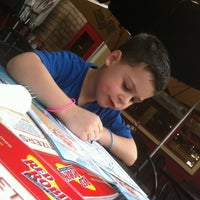 Photo taken at Red Robin Gourmet Burgers by Buck P. on 5/31/2012