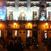 Photo taken at Teatro Español by Julio B. on 3/20/2012