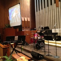 Photo taken at First United Methodist Church Of Champaign by Gordon W. on 5/13/2012