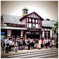 7/14/2012にHans H.が原宿駅で撮った写真