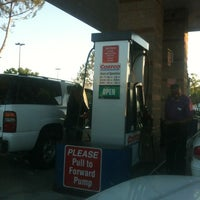 Photo taken at Costco Gasoline by Paul A. on 4/4/2012