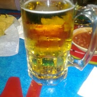 Photo taken at El Meson Mexican Restaurant by Grace M. on 5/13/2012